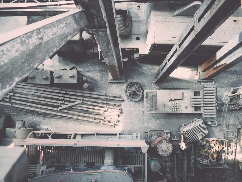 Stahlbau in Cottbus bei Boslau Metallbau
